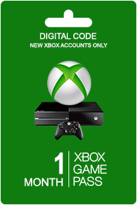 XBOX GAME PASS 1 month (XBOX ONE) 🔥 REGION FREE
