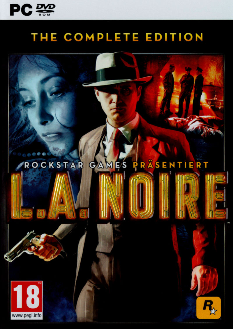 L.A. Noire Complete Edition (STEAM GIFT | RU+CIS)