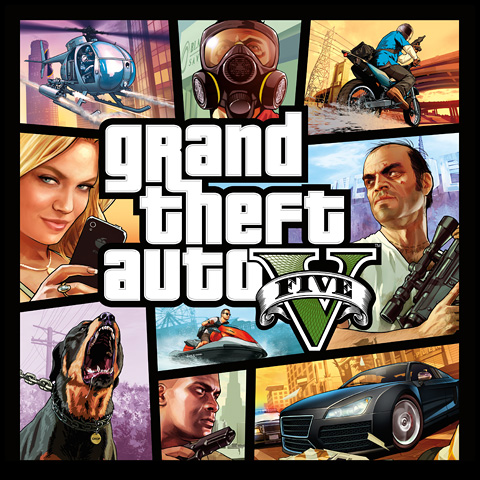 Grand Theft Auto V 5 (GTA V Steam Gift RU+CIS)