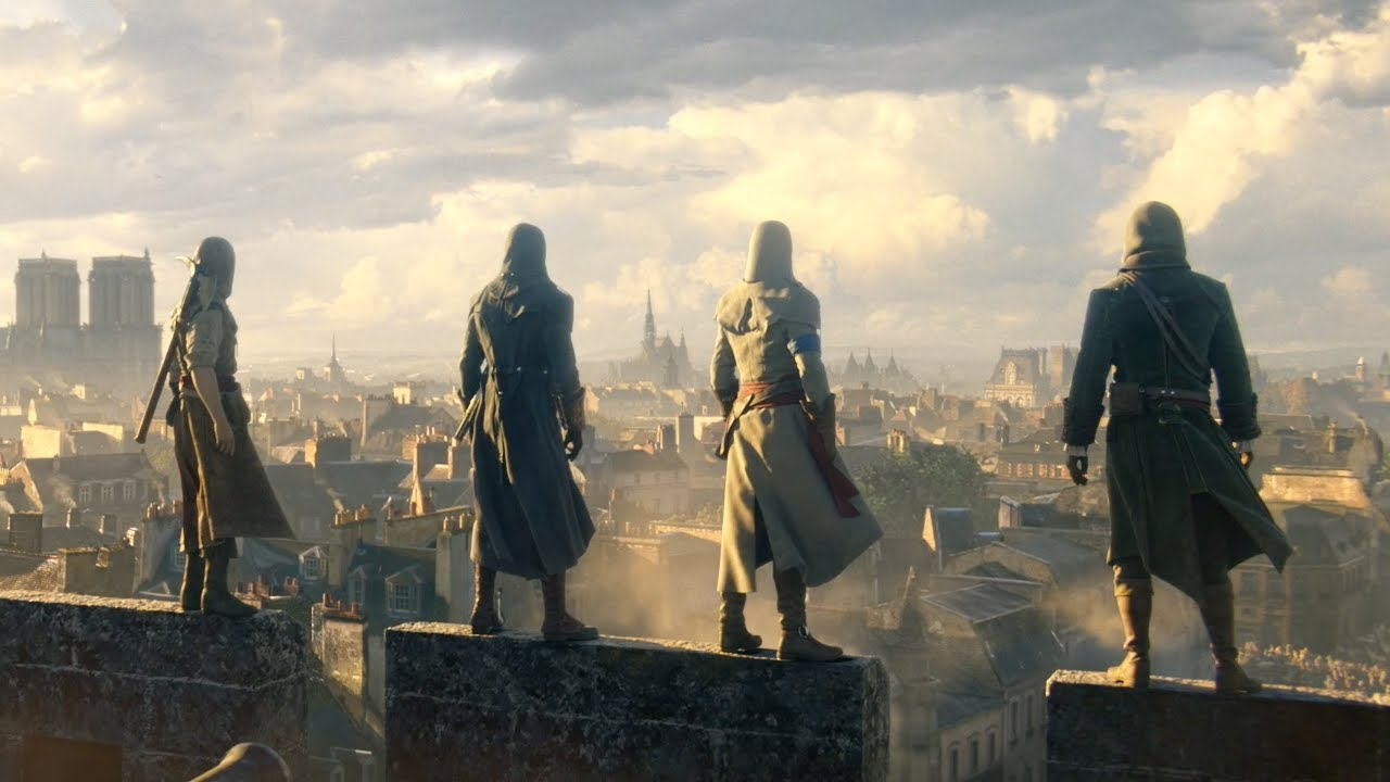Assassins Creed: Unity (RU / Uplay Key)