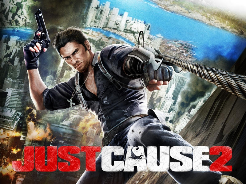 Just Cause 2 (Xbox360/One)(Code)