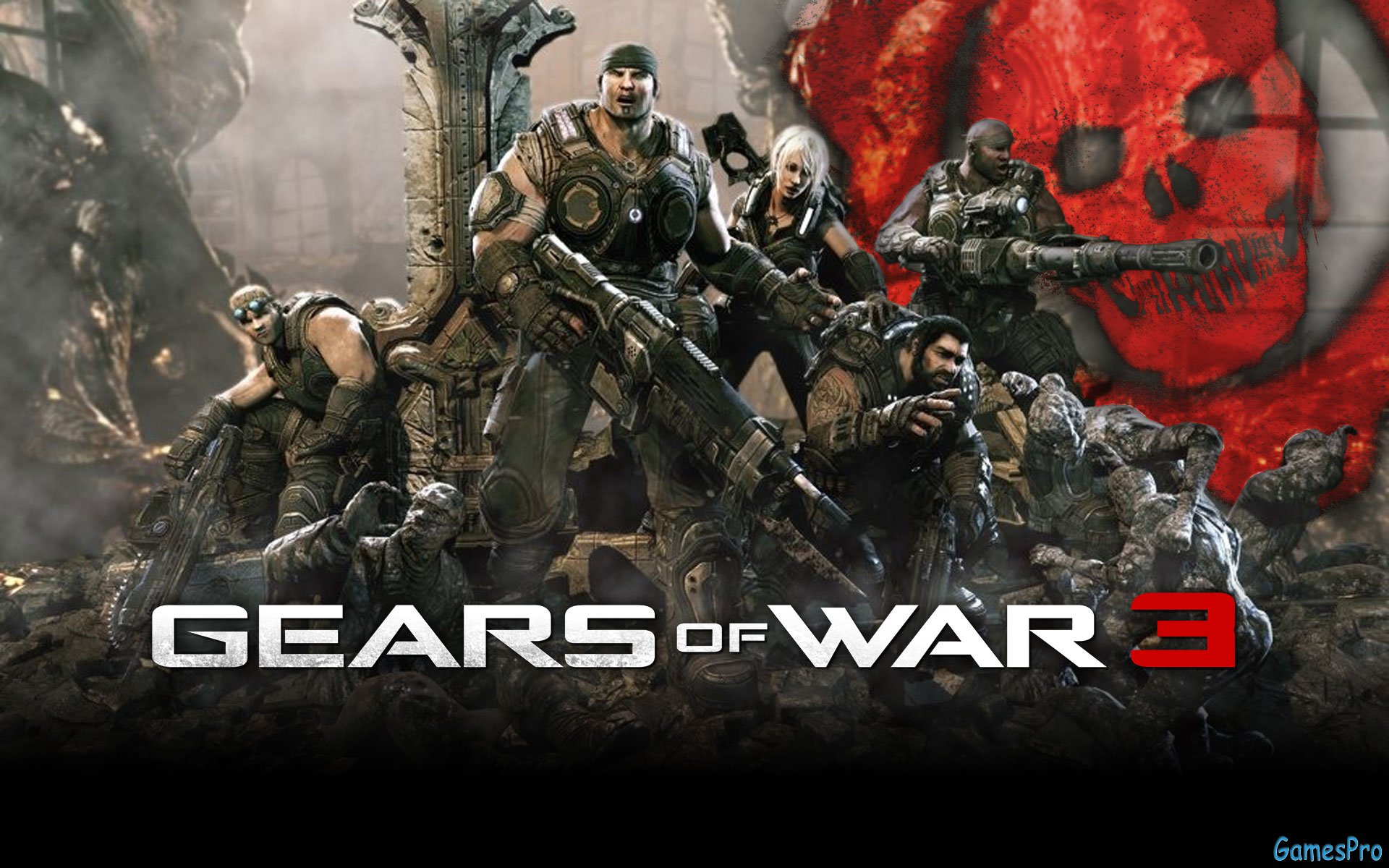 Gears of War 3 xbox360/One ( Code)