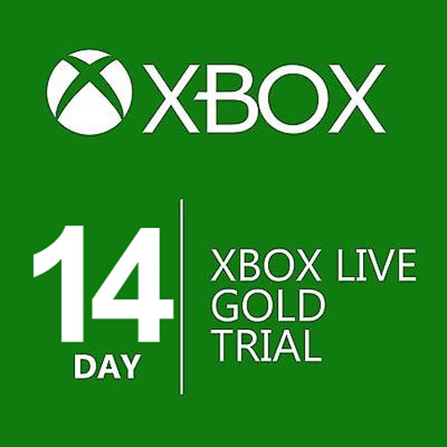 Xbox Live Gold 14 days (full value for xbox one) CODE