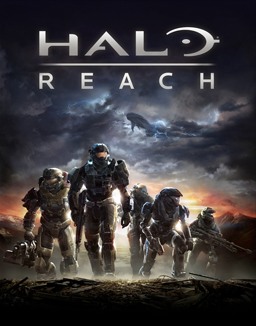 HALO Reach Xbox 360/One (SCAN)