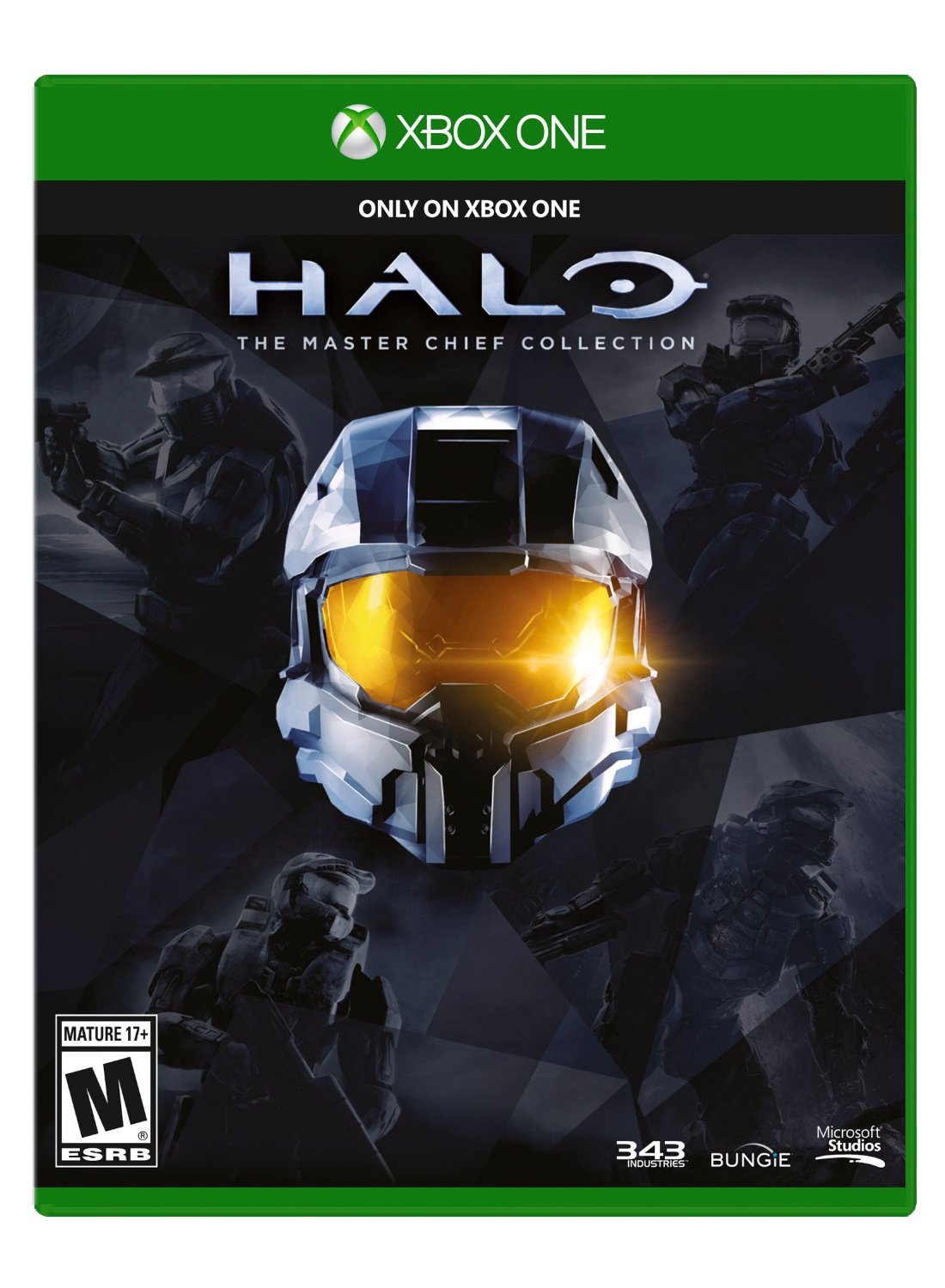 Halo Master Chief Collection Xbox One (CODE)