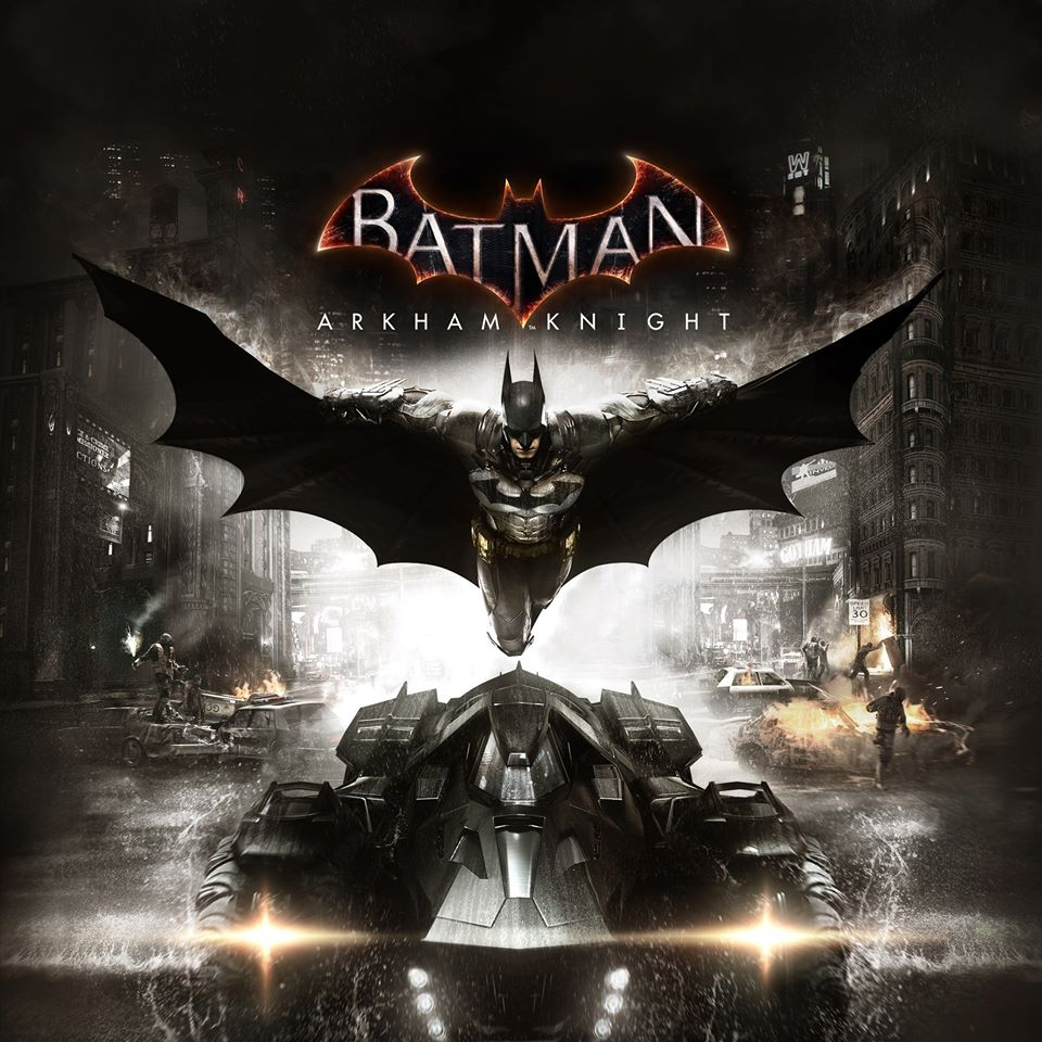 Batman: Arkham Knight Standart Edition Xbox One