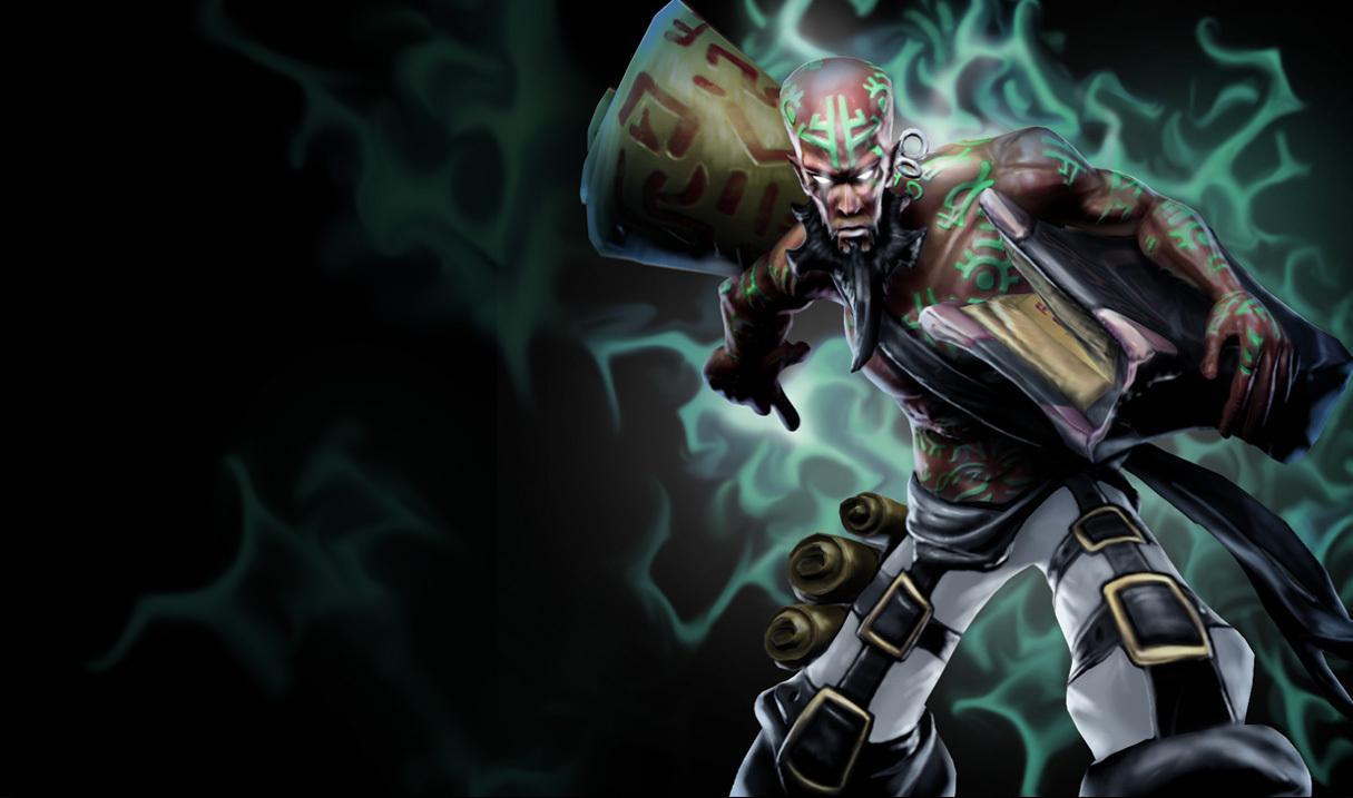 League Of Legends Human Ryze Skin Any Server