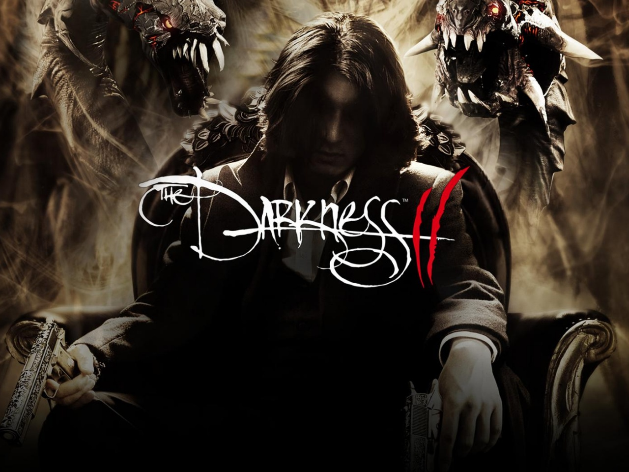 The Darkness II 2 (STEAM KEY / ROW / REGION FREE) 2019