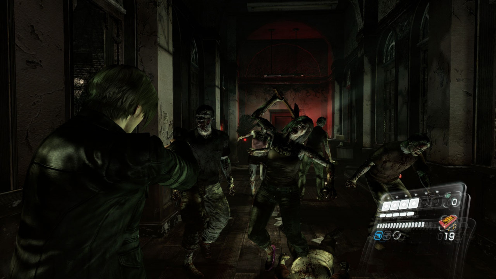 Resident Evil 6 Complete (6 in 1) (Steam Gift/ROW)