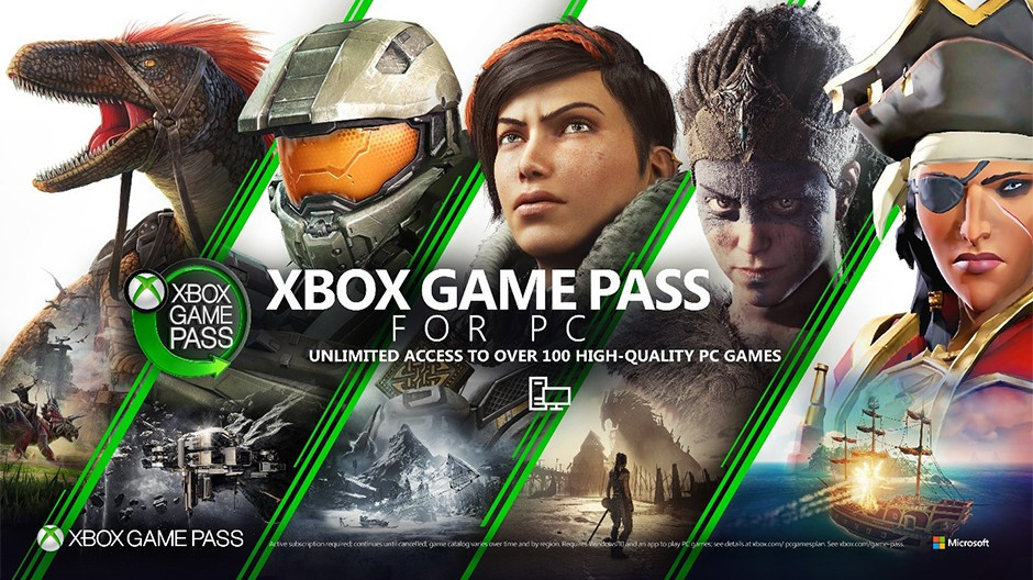 Xbox Game Pass for PC 12 Months/Reg. Free/WARRANTY