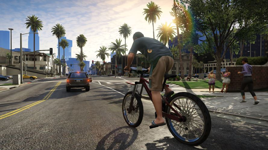 grand theft auto online pc free download