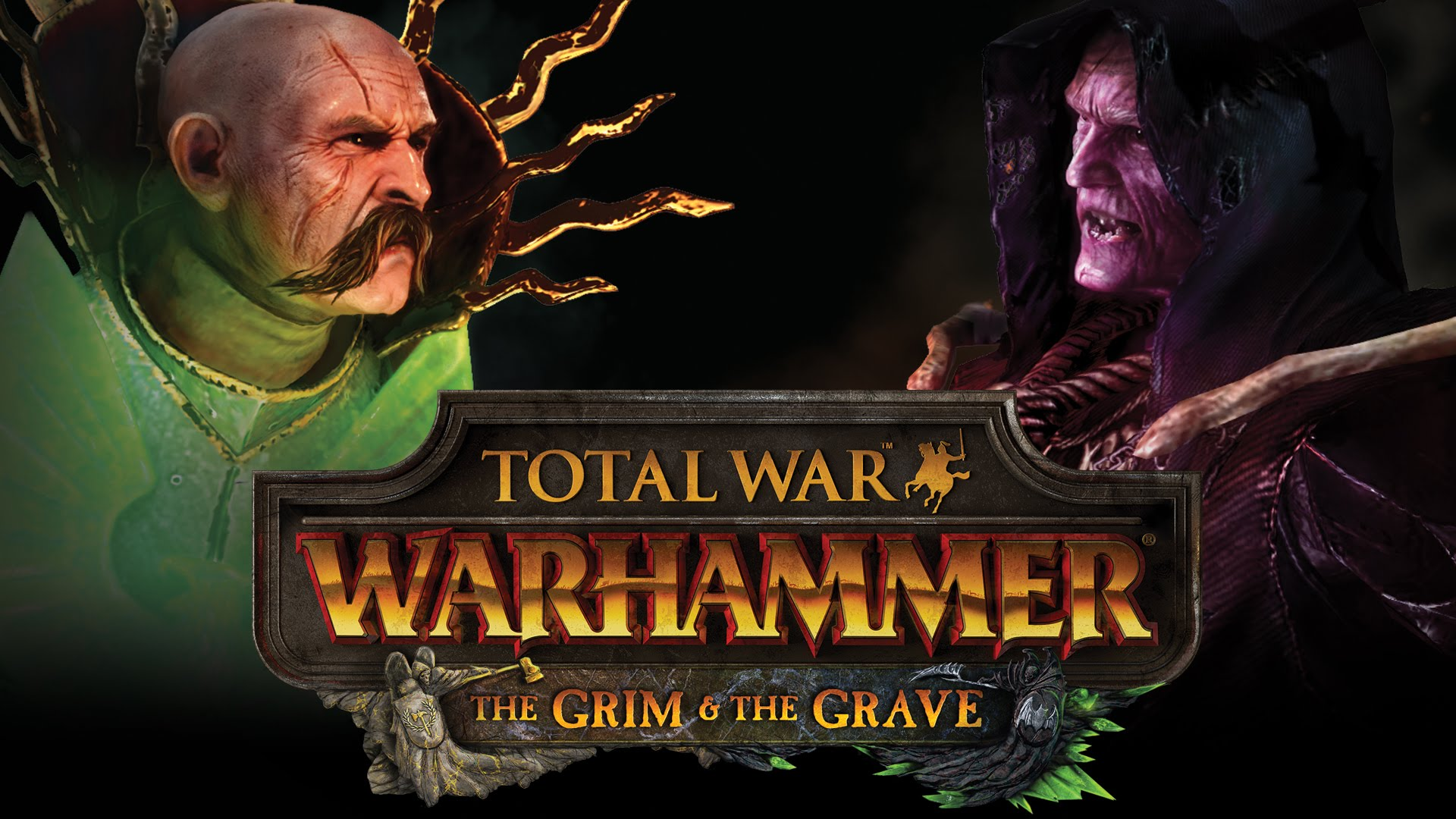 Total War: WARHAMMER - The Grim and the Grave RU/CIS
