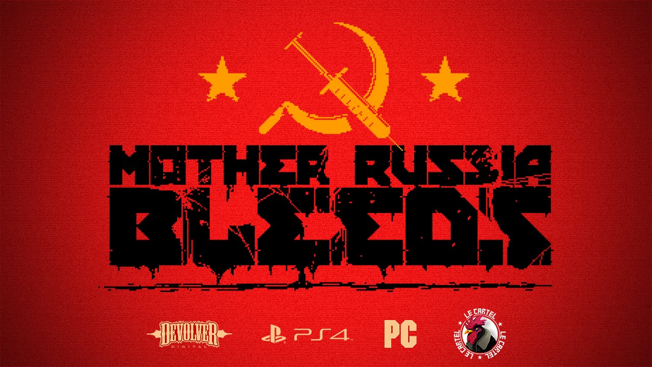Mother Russia Bleeds Steam Gift RU/CIS+подарок+скидки