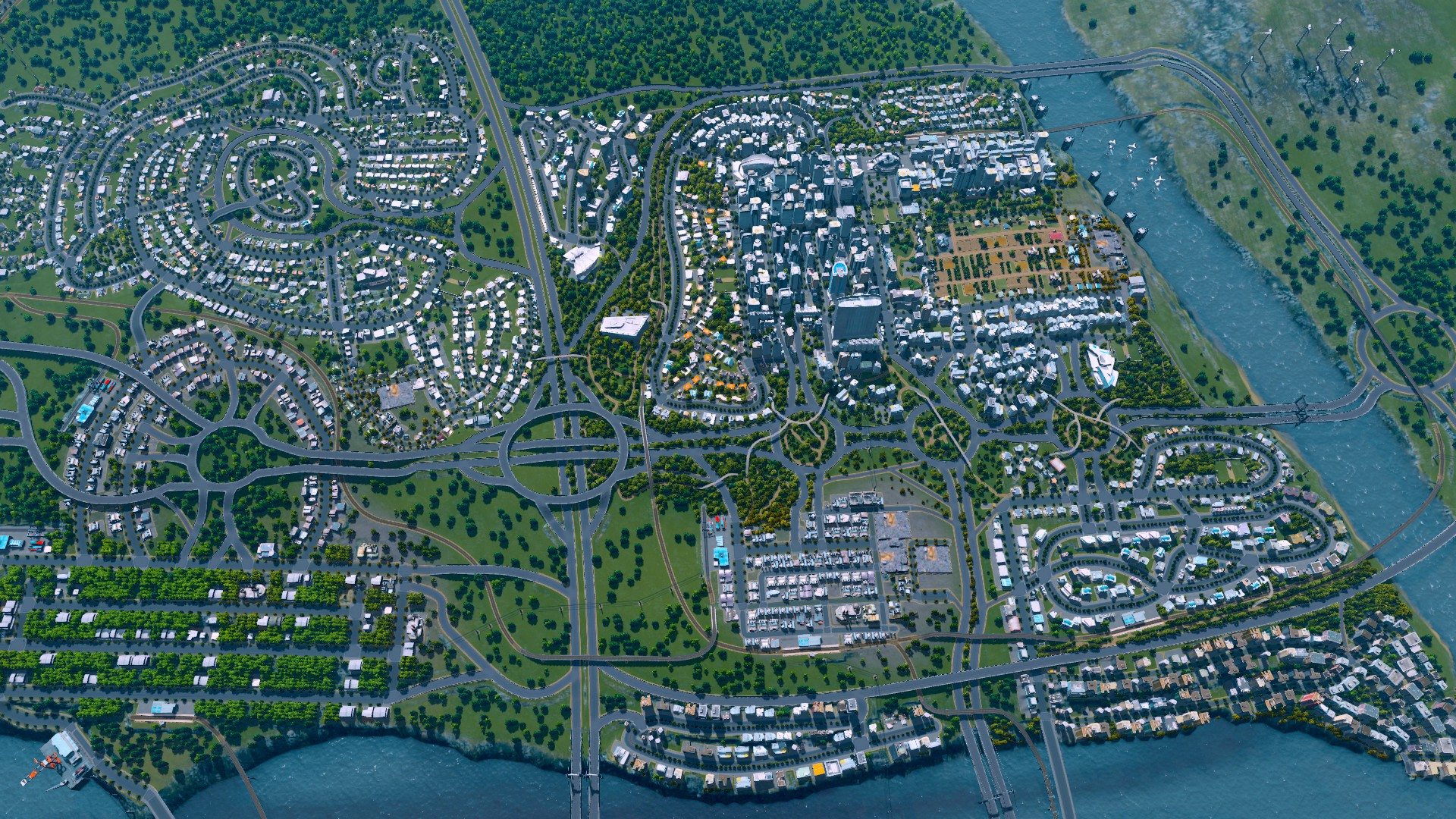 Cities: Skylines Steam Gift RU/CIS + gift + discount