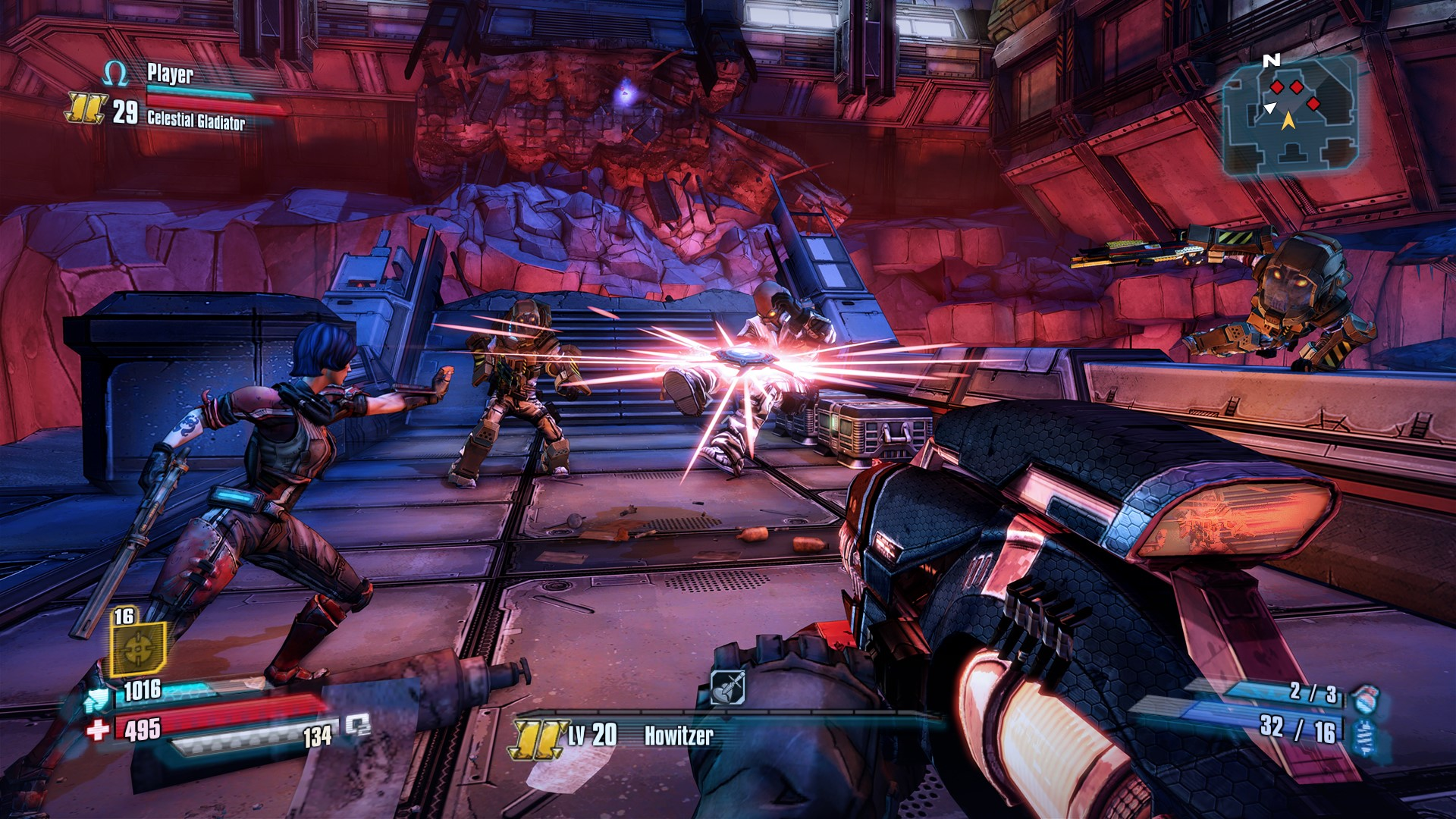 Borderlands: The Pre-Sequel Steam Gift RU/CIS+discounts