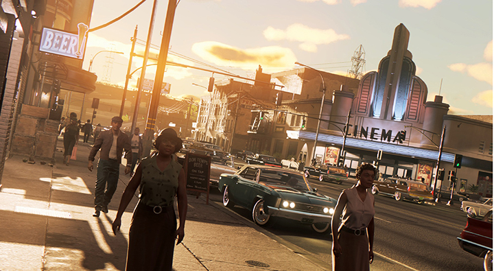 MAFIA III (3) STEAM KEY / REGION FREE / MULTILANGUEGE