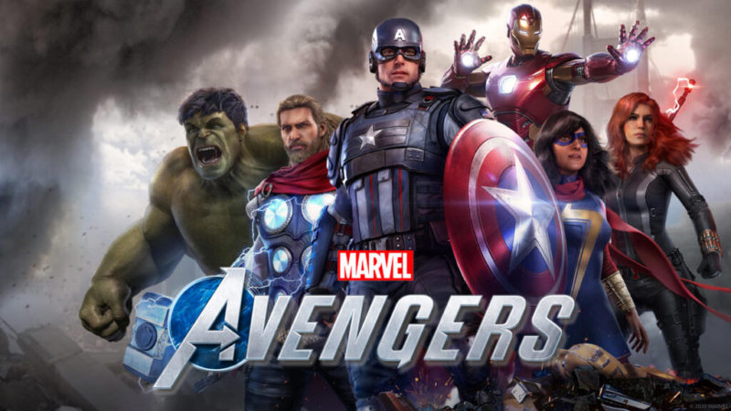 Marvel´s Avengers Europe key Multilanguege