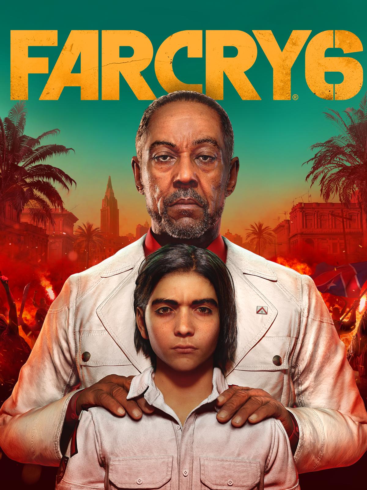 Far Cry 6 Европа