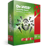 Dr.Web Security Space 1 ПК 3 мес + 1 моб. Reg FREE