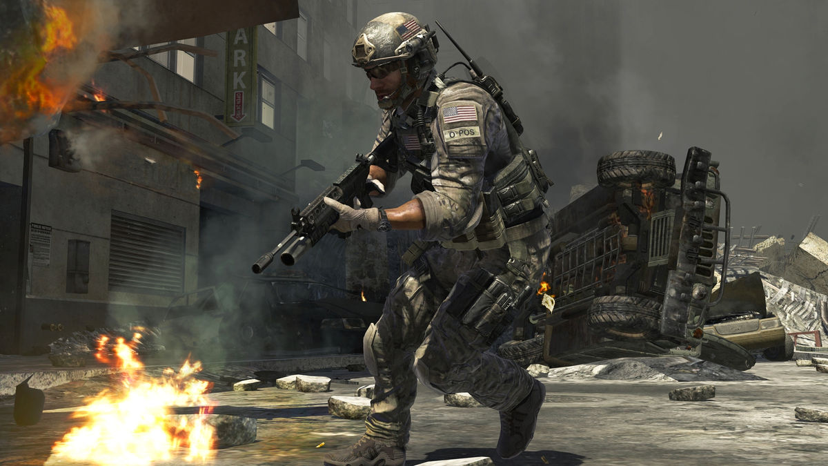 Call of Duty: Modern Warfare 3 (Photo / Steam RU)