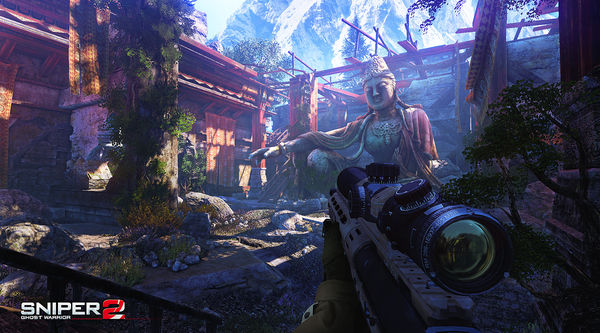 Sniper: Ghost Warrior 2 (Photo / Steam RU)