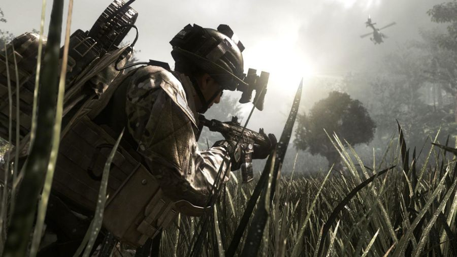 Call of Duty: Ghosts (Photo / Steam RU)