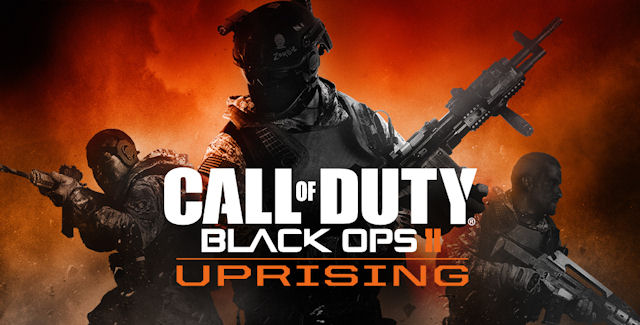 Call of Duty:Black Ops 2 - Uprising(DLC) (Photo/Steam)