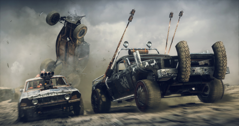 Mad Max (Photo / Steam RU)