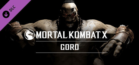 DLC MORTAL KOMBAT X - SOLDIER GORO (PHOTO / STEAM RU)