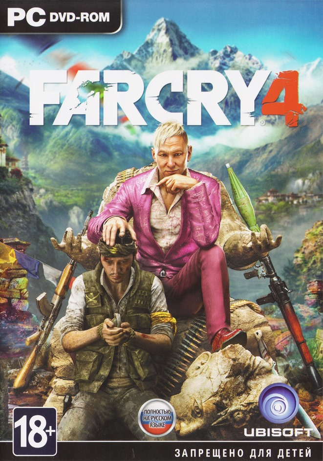 Far Cry 4 (Standard Edition) UPLAY/RU (Photo CD-Key)