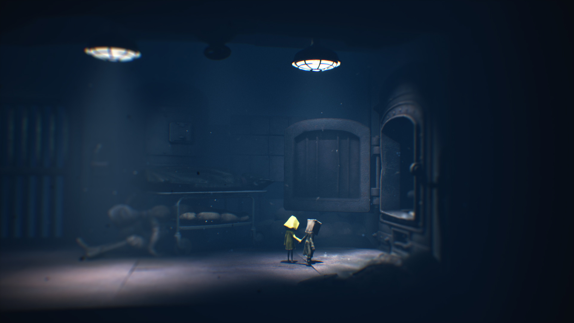 Little Nightmares II [Steam Gift RU] + Bonus