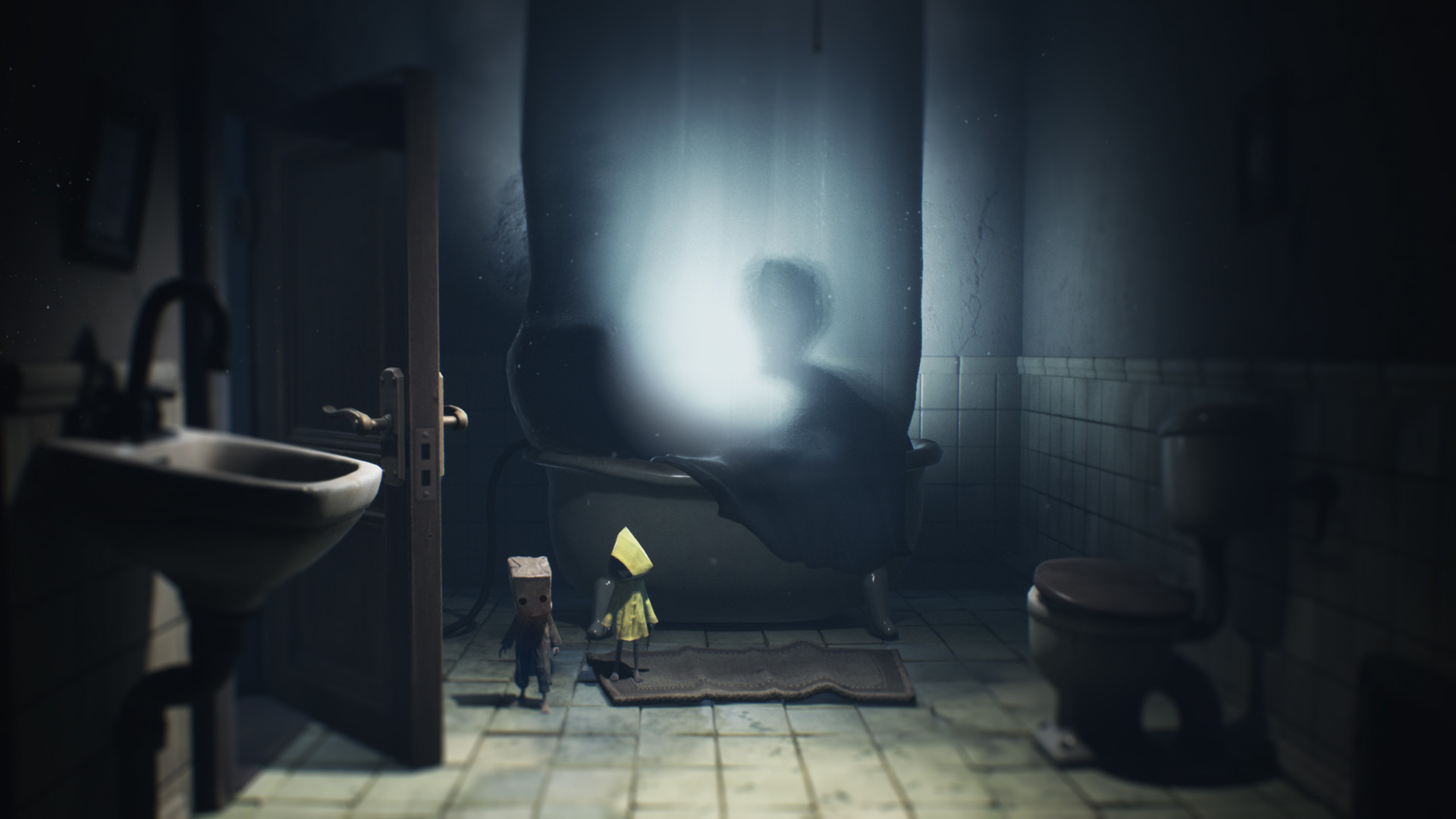 Little Nightmares II Deluxe Edition [Steam Gift RU] + Bonus