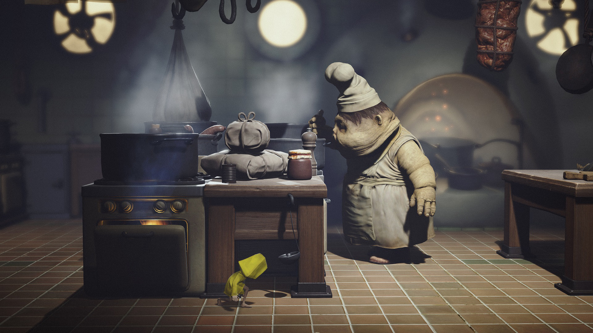 Little Nightmares [Steam Gift RU] + Bonus