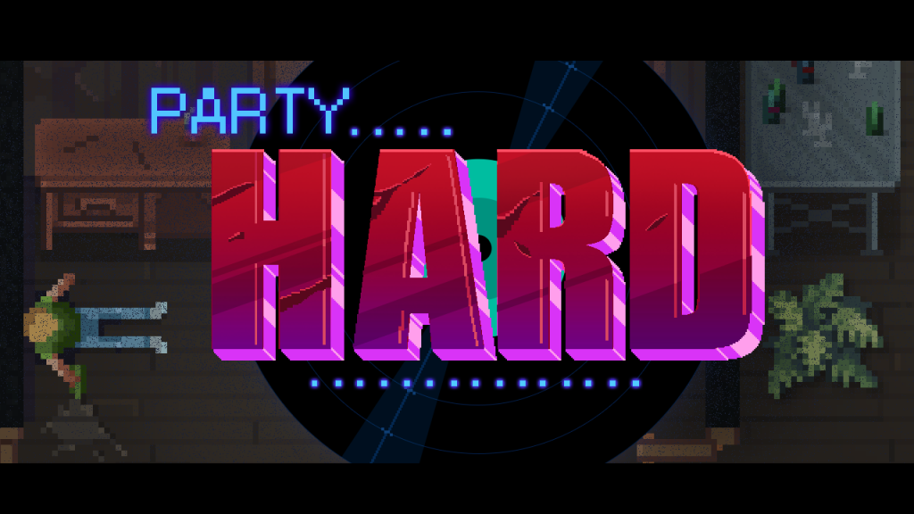 Party Hard (Steam Gift /RU CIS)
