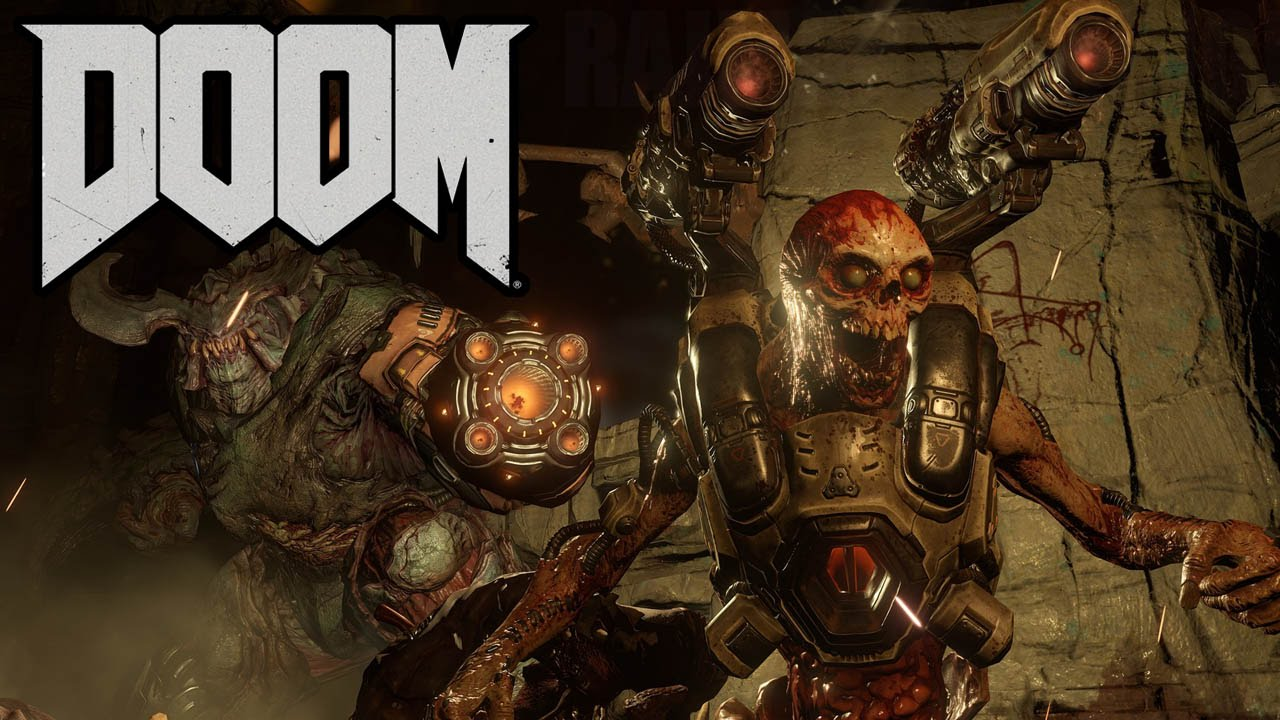 DOOM (DOOM 4 - 2016) Steam Gift (RU / CIS)