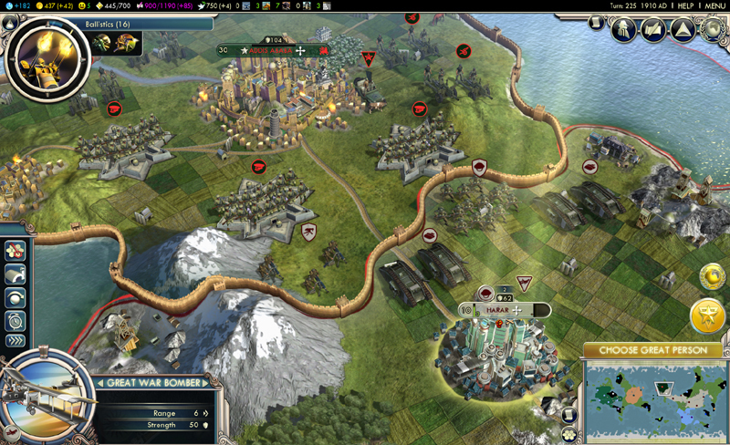 Sid Meier´s Civilization V 5 Complete Steam/RU+CIS
