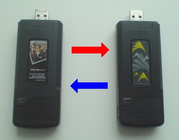 Lowering firmware Novatel Sprint U720, Verizon USB720
