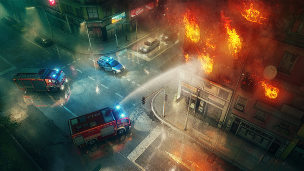 Emergency 5 Digital Deluxe Edition ( Steam Key / RU )