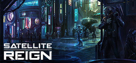 Satellite Reign ( Steam Gift / RU )