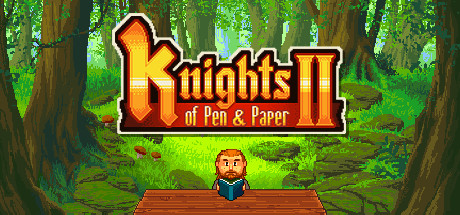 Knights of Pen and Paper 2 Dragon Bundle Steam Key RU