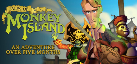 Tales of Monkey Island ( Key / RU / Multilanguage )