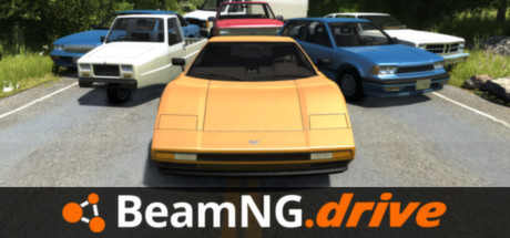 BEAMNG.DRIVE (STEAM RUSSIA)
