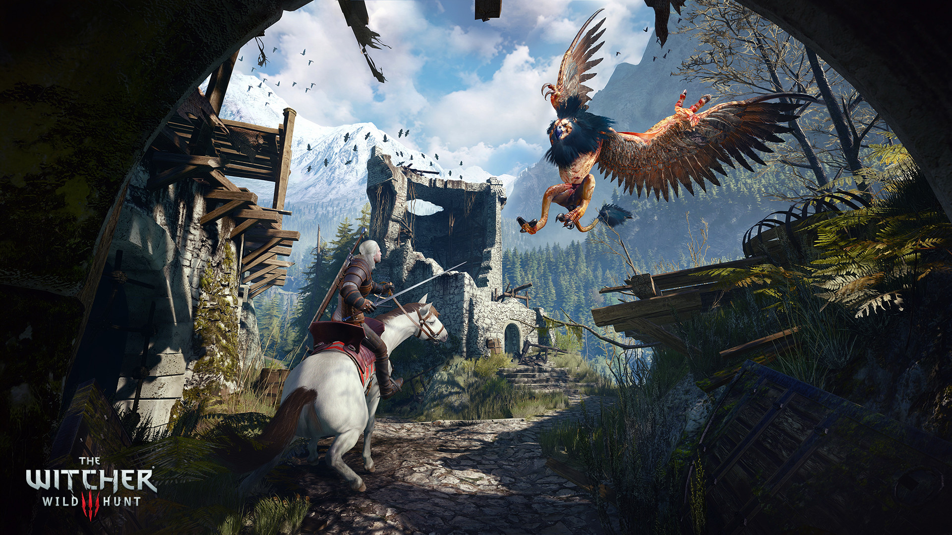 THE WITCHER 3: WILD HUNT - GOTY EDITION (STEAM RU/CIS)