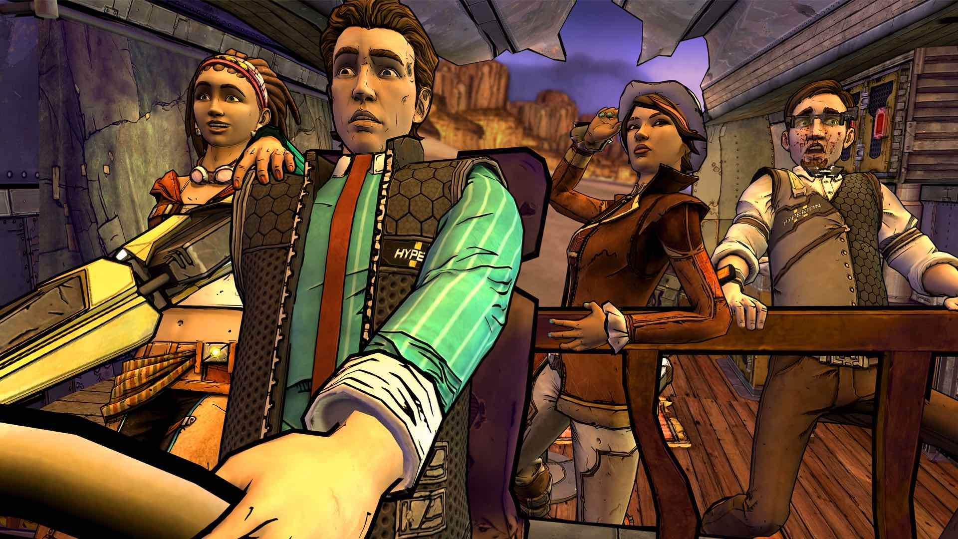 Tales from the Borderlands (Steam Gift RU + CIS)