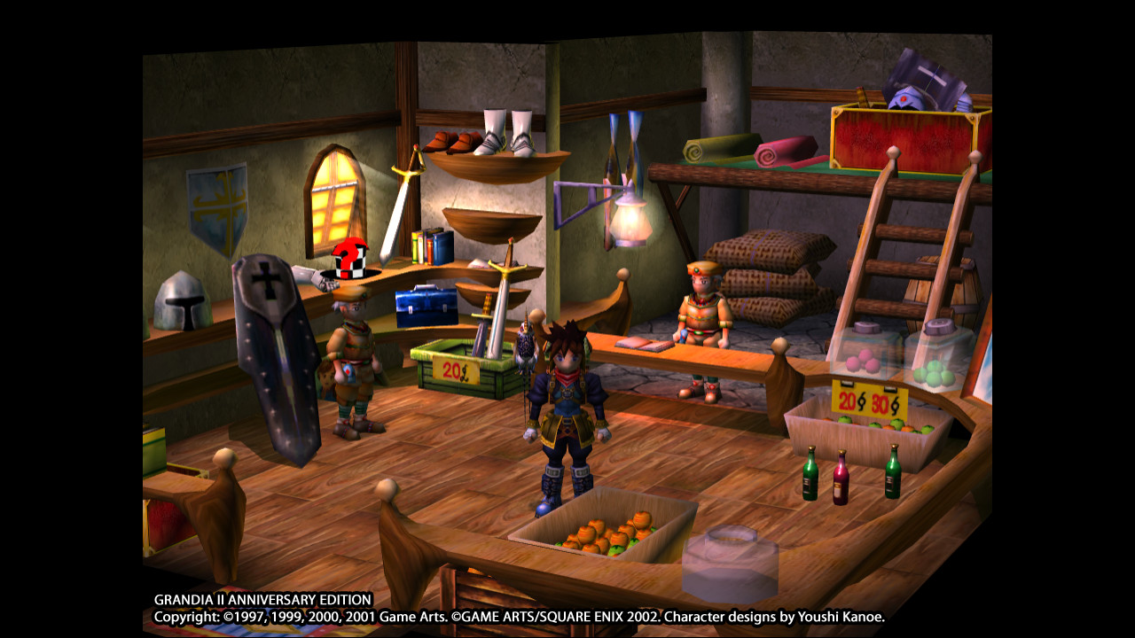 Grandia II 2 Anniversary Edition (Steam Gift RU + CIS)