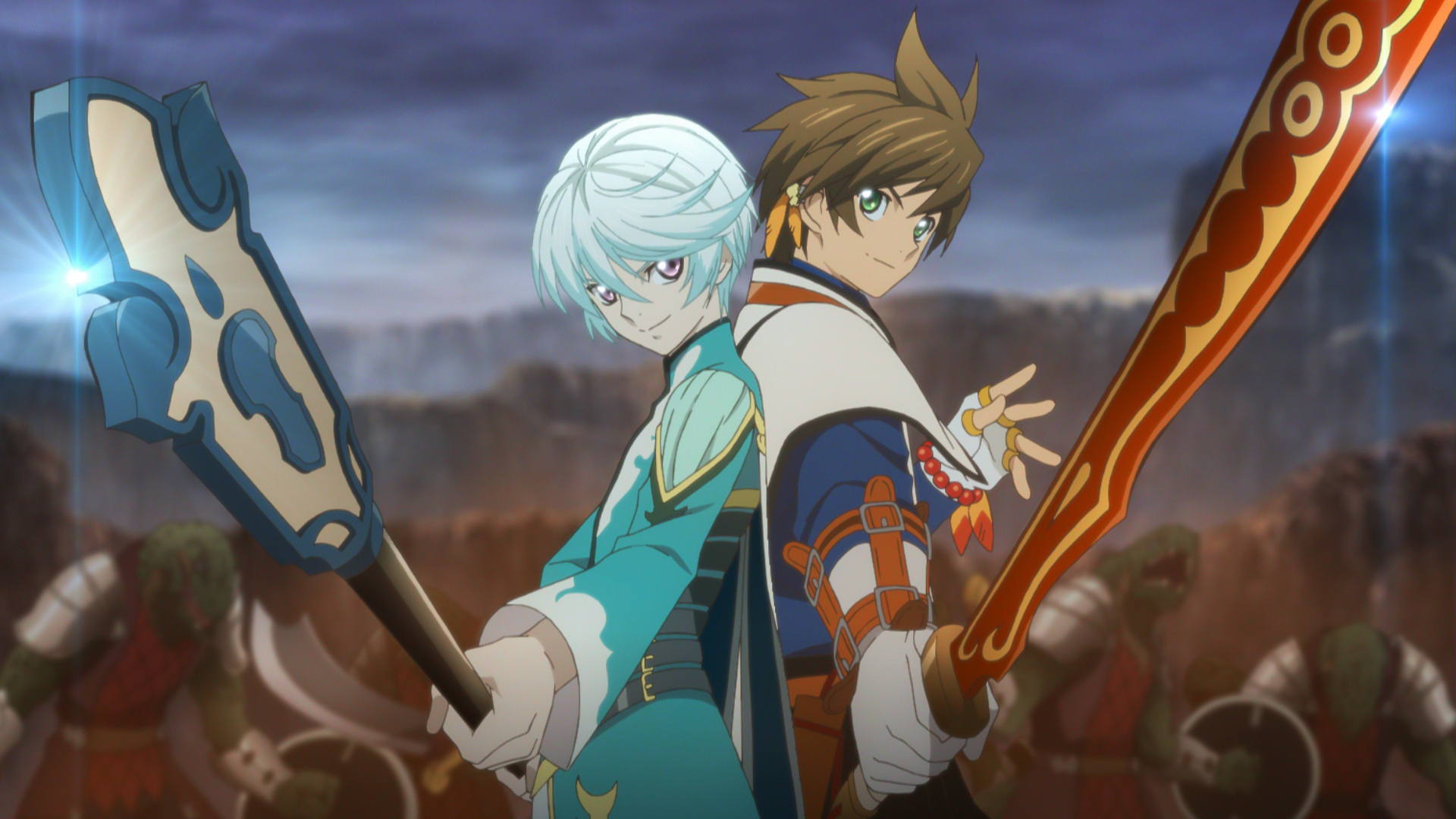 Tales of Zestiria (Steam Gift RU + CIS)