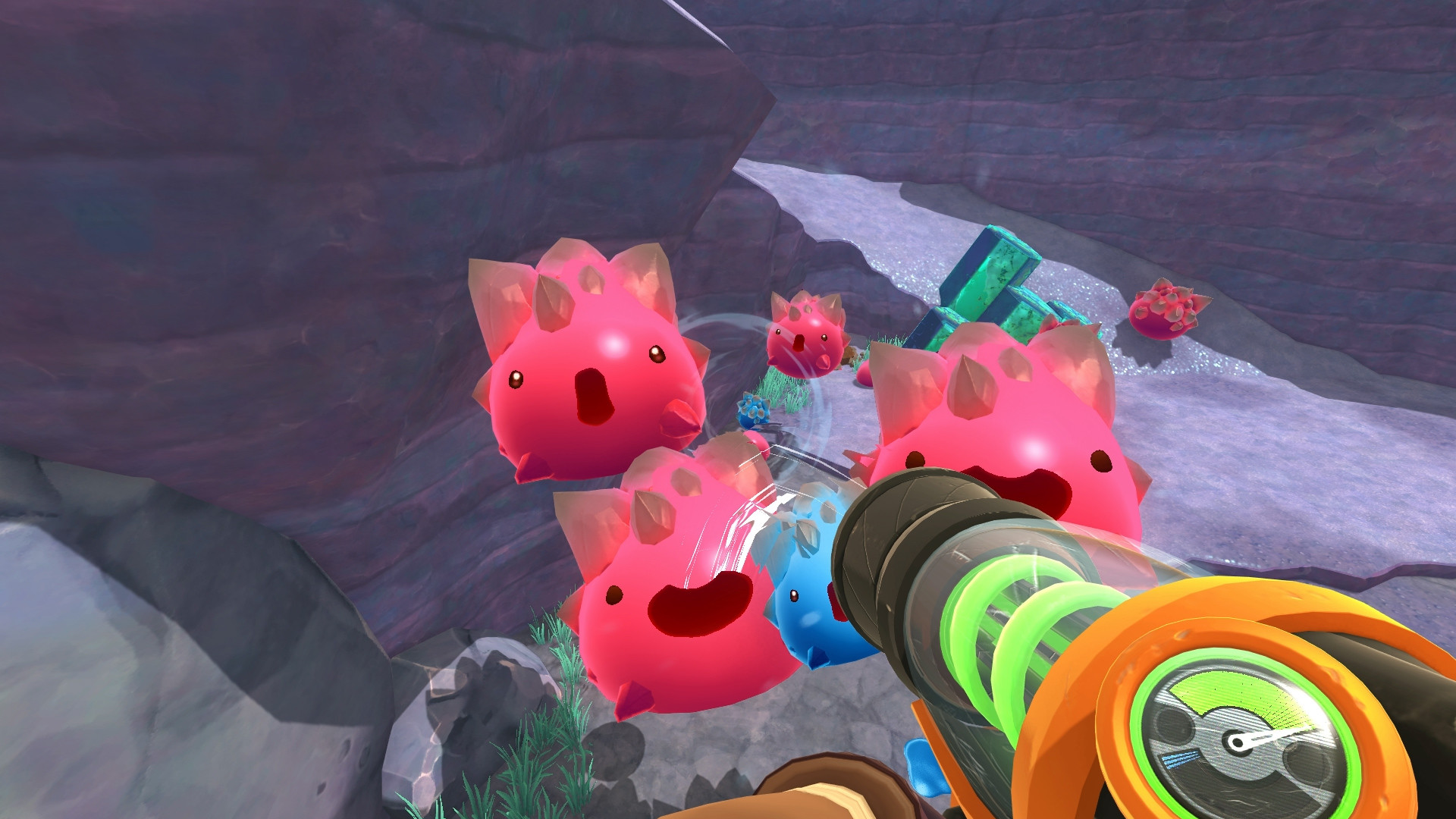 SLIME RANCHER (STEAM RUSSIA)