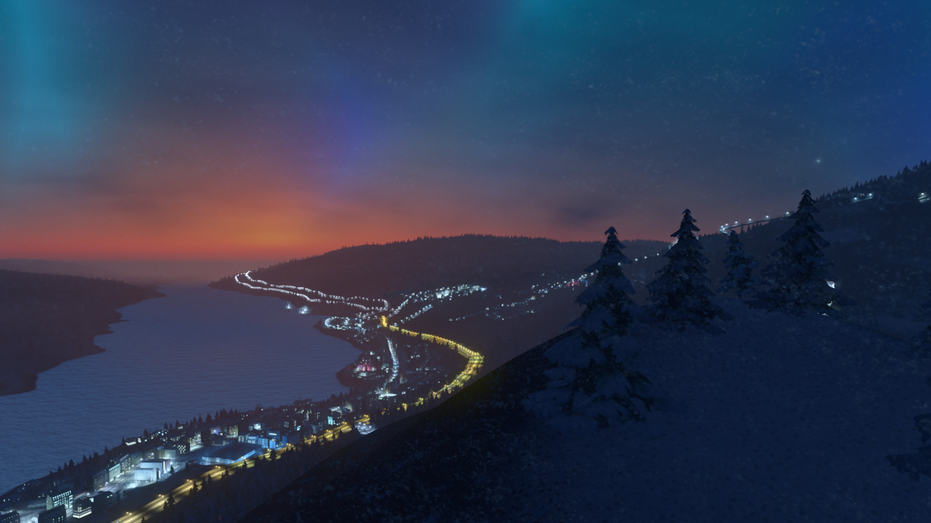 Cities: Skylines - Snowfall DLC (STEAM GIFT RU/CIS)