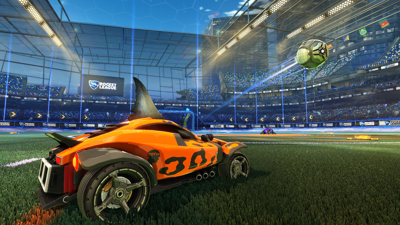 Rocket League - Revenge of the Battle-Cars DLC (STEAM)