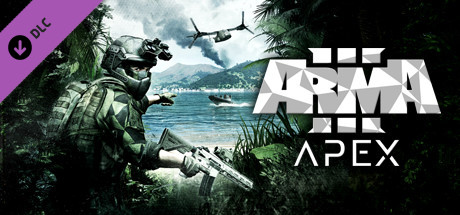 ARMA 3 APEX (STEAM RUSSIA)